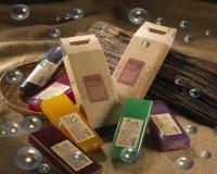 綺緣蜂膠美顏皂900g/(8入)/牛皮紙提盒